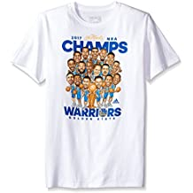 NBA Champs Caricature 2017 S/Tee
