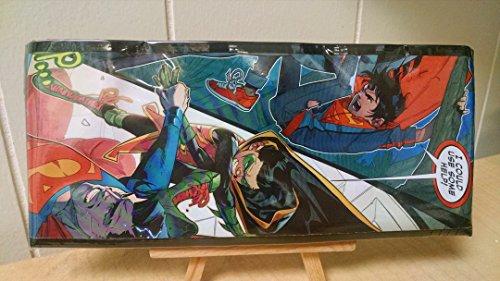 Super Sons Robin & Superboy Comic Book Wallet -