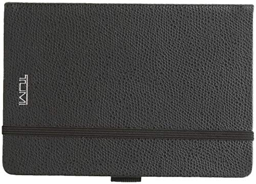 TUMI - Province Leather Notebook Journal - Black