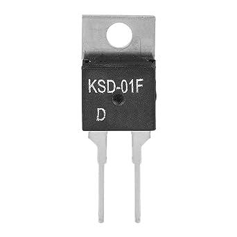 JUC-31F / KSD-01F Control de temperatura Interruptor normalmente ...