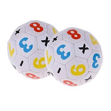 Mini Balón de Fútbol para Niños Tamaño Oficial Unisex Chicas ...