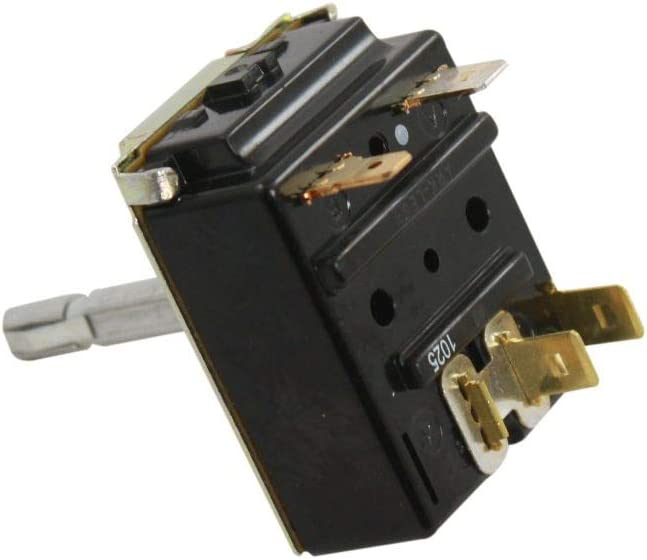 Whirlpool W9762441 Cooktop Element Control Switch Genuine Original Equipment Manufacturer (OEM) Part