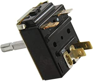 Whirlpool W9762441 Cooktop Element Control Switch Genuine Original Equipment Manufacturer (OEM) Part
