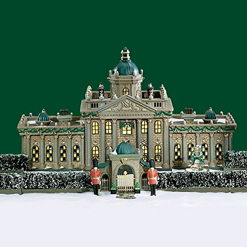 Dept 56 Dickens RAMSFORD PALACE SET/17 LIMITED EDITION #18275 of 27,500 Sets