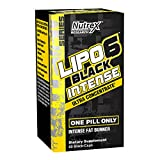 Nutrex Research Lipo-6 Black Intense Ultra Concentrate, 60 Count