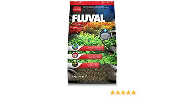 Amazon.com : Fluval Plant and Shrimp Stratum, 17.6 Pound, 3 Pack : Pet Supplies