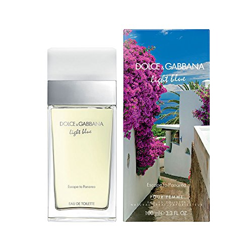Dolce and Gabbana Light Blue Escape to Panarea Eau De