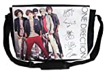 One Direction Large Autographed Limited Edition Book/Laptop/Messenger Bag