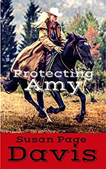 Protecting Amy (Wyoming Brides Book 1) by [Davis, Susan Page]