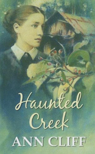 book cover of Haunted Creek