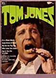 TOM JONES 1969- #1-DELL-TOM JONES MUSIC ENTERTAINERS VG