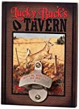 Cheap Big Sky Carvers Lucky Buck's Tavern Bottle Opener