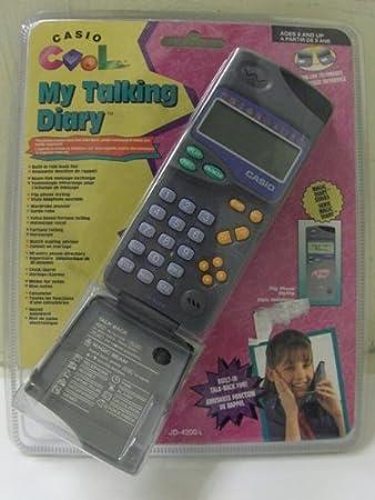 Amazon.com: Casio jd-4200 Mi Talking Diary Planificador ...