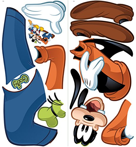 RoomMates Disney Goofy Peel and Stick Giant Wall Decal