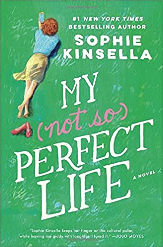 Image result for my not so perfect life sophie kinsella