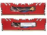 x99s mpower ac - G.SKILL Ripjaws 4 Series 16GB (2 x 8GB) 288-Pin DDR4 SDRAM 2400 (PC4 19200) Memory Kit F4-2400C15D-16GRR