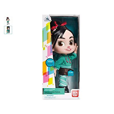 Vanellope Talking Action Figure Doll from Ralph Breaks The Internet: Toys & Games
