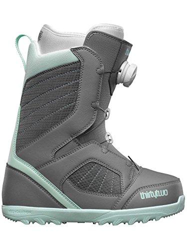 - thirtytwo Women's STW Boa '17 Grey Boots 7 B