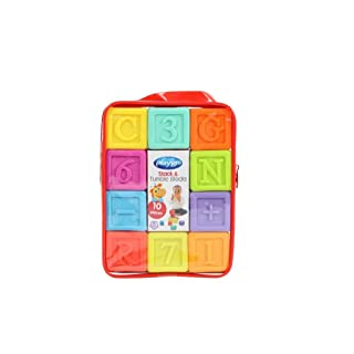 Playgro Stack & Tumble Blocks for Baby Infant Toddler
