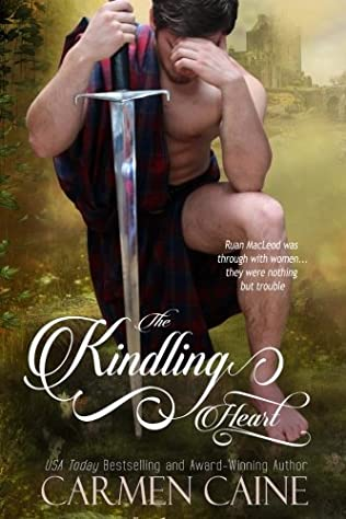 book cover of The Kindling Heart