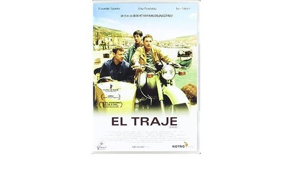 Amazon.com: EL TRAJE (Shik) Region 2 - PAL format - Spanish ...