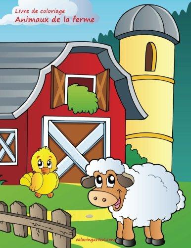 Coloriage Animaux De La Ferme Pdf.Livre De Coloriage Animaux De La Ferme 1 Pdf De Nick Snels