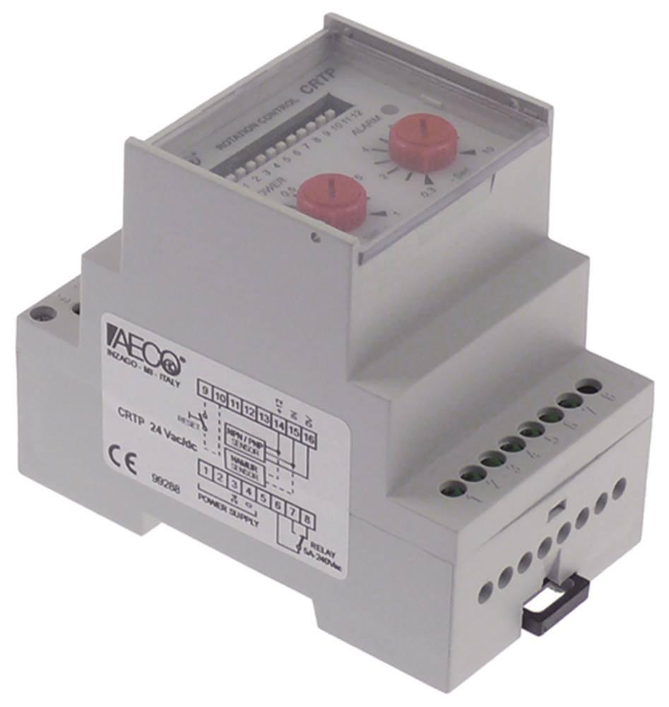 AECO CRTP - Relé de tiempo para lavavajillas Comenda NE4002 ...