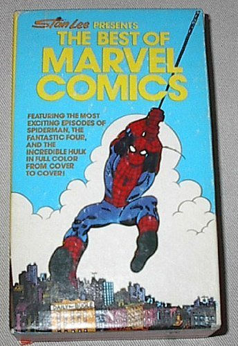 Stan Lee Presents The Best Of Marvel Comics (Marvel Comics Box Set)