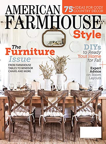 Magazines : American Farmhouse Style