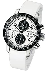 Fortis Mens Watch Aviation B-42 Stratoliner Chronograph Automatic 665.10.12 Si02