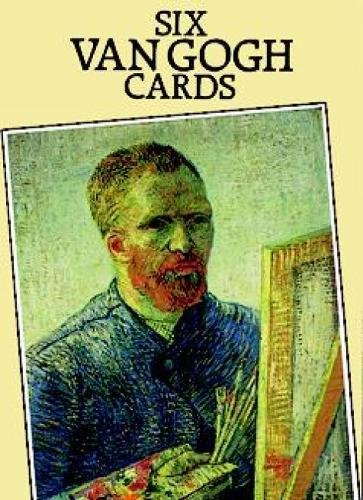 Six Van Gogh Cards (Dover Postcards) (Arles Canvas)