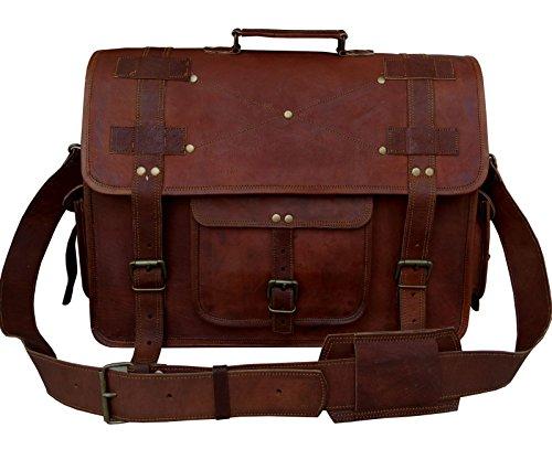 Messenger Bags Vintage Leather - 7