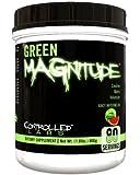 Controlled Labs Green Magnitude, Creatine Matrix Volumizer, 80 Serving, Sour Green Apple, 1.83-Pound Plastic Jar