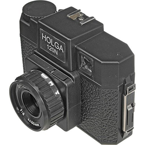 Amazon.com : Holga 120N Plastic Camera : Medium Format Film ...
