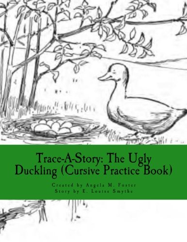 Trace-A-Story: The Ugly Duckling (Cursive Practice Book)