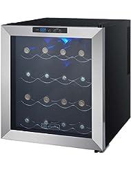 Allavino CDWR16-1SR Cascina Series Thermoelectric 16 Bottle Wine Refrigerator