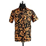 CosplaySky Fear and Loathing in Las Vegas Costume Raoul Duke Shirt