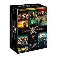 Duopack: Piratas Del Caribe - Volúmenes 1-5 [DVD]