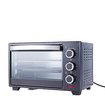 SJZC Horno Hornos Microondas Electrico Sobremesa De Cocina Mini Hornillo PequeñO Combinado Tostador: Amazon.es: Deportes y aire libre