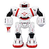Baby Toy, Hatop R3 Robot Toys Intelligent Programming Fighting Mode Dancing Sensor Control Kids (Red)