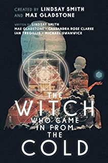 Book Cover: The Witch Who Came in from the Cold
