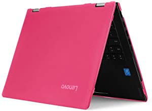 "mCover Hard Shell Case for 15.6"" Lenovo Yoga C740 (15) Series 2-in-1 Laptop (NOT Fitting Other Lenovo laptops) (Yoga_C740_15 Pink)"
