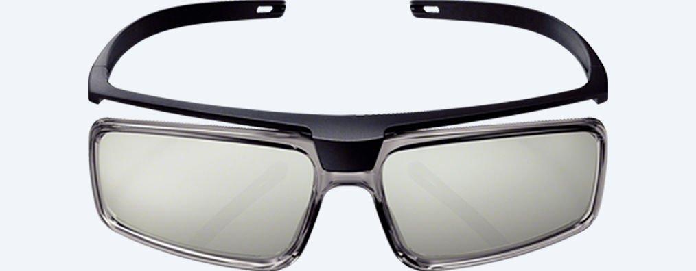 4-Pack Sony TDG-500P Passive 3D Glasses by Original Sony