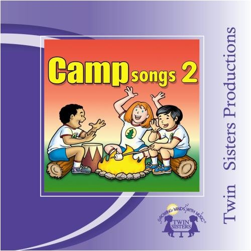 Camp Songs Music - Camp Songs 2