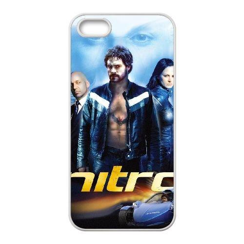 X3C21 Nitro Haute Résolution Affiche S8T1XI coque iPhone 5 5s cellule de cas de téléphone couvercle coque blanche DM7THF1NQ