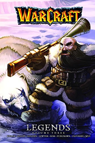 Warcraft-Legends-Vol-3-Blizzard-Manga