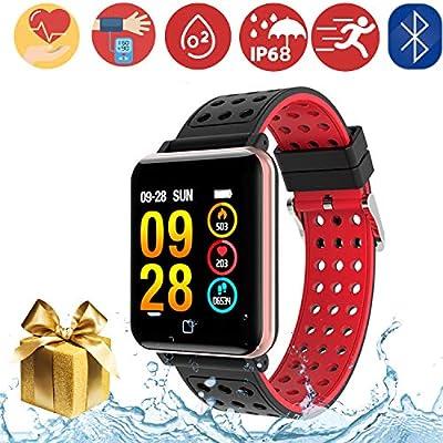 Smartwatch Fitness Tracker -1.3 Reloj Inteligente IP67 ...
