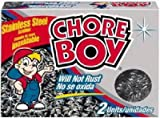 Chore Boy Stainless Steel Scrubber 6-2 Packs