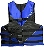 Flowt 40301-YTH Type III Multi-Sport Life Vest (Blue, Youth 50-90-Pounds.)