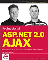 Professional ASP.NET 2.0 AJAX Front Cover
